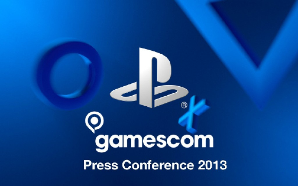 Sony Gamescom 2013 Press Conference Report