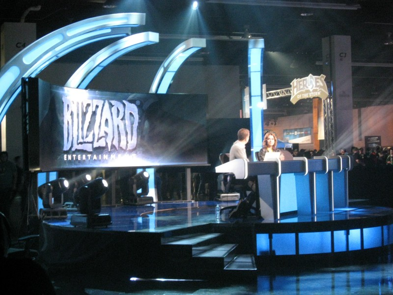 BlizzCon 12