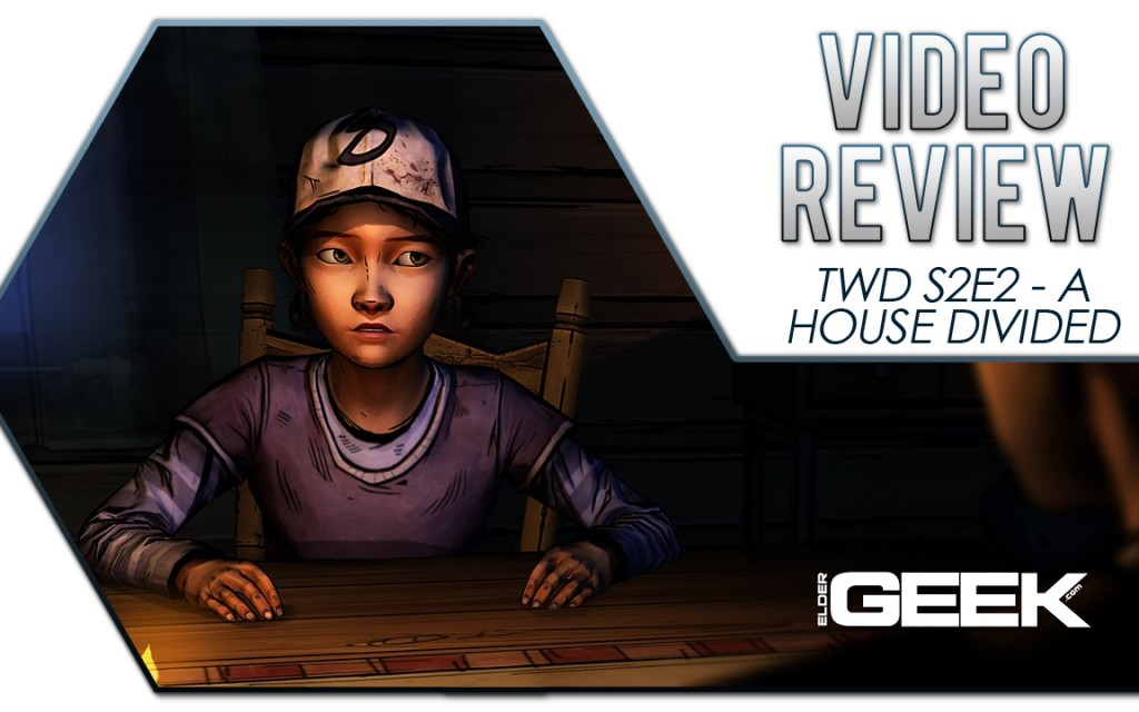 """The Walking Dead Season 2: Episode 2 """"A House Divided"""" Video Review"""