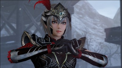 Lu Bu's daughter joins the fight.