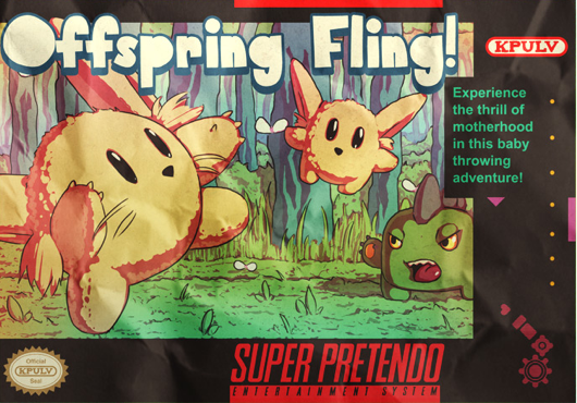 Offspring Fling Boxart